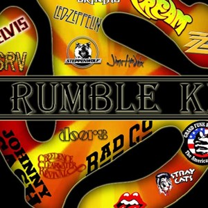 Frisco, TX Classic Rock Band | The Rumble Kings