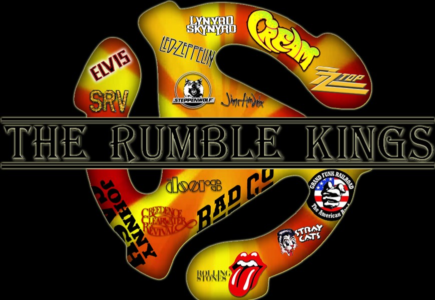 The Rumble Kings - Classic Rock Band - Frisco, TX