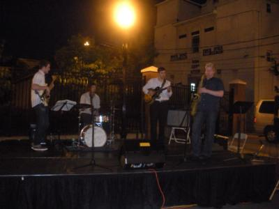 TBRQ | Doylestown, PA | Jazz Quartet | Photo #2