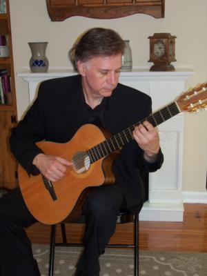 Robert Savino | River Vale, NJ | Classical Guitar | Photo #3
