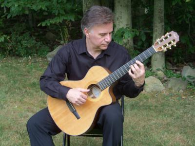 Robert Savino | River Vale, NJ | Classical Guitar | Photo #1