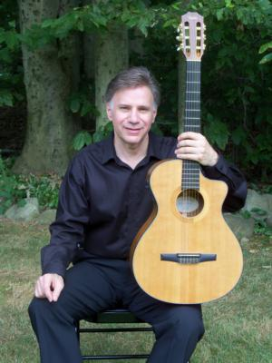 Robert Savino | River Vale, NJ | Classical Guitar | Photo #2