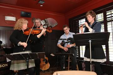 Fellswater - Celtic Music From Boston Area | Medford, MA | Celtic Trio | Photo #7
