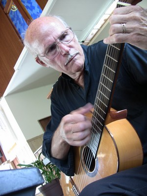 Richard Royce On The Guitar - Acoustic Guitarist - Medford, OR
