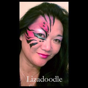 Guasti Face Painter | Elizabeth's Tip Top Entertainers - Get Fun Now!