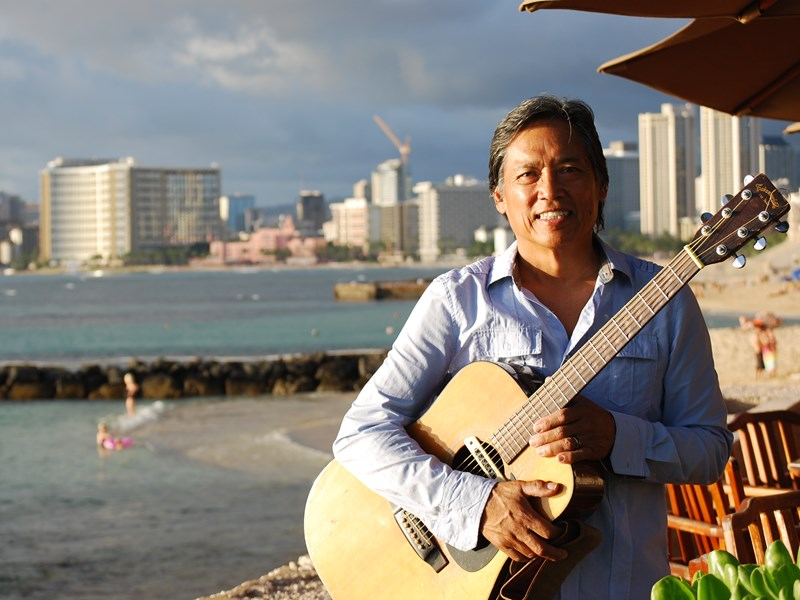 Aloha Danny - Acoustic Guitarist - Honolulu, HI