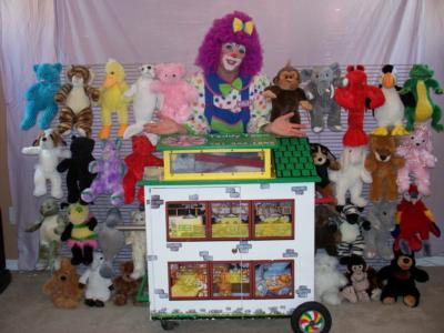 Violet The Clown And Teddy Town | Stoughton, MA | Clown | Photo #11