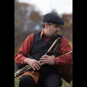 West Wareham Bagpiper | Daniel Meyers