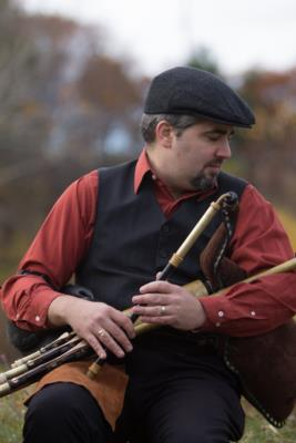 Daniel Meyers | Somerville, MA | Bagpipes | Photo #1