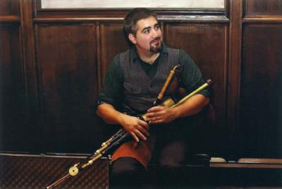 Daniel Meyers | Somerville, MA | Bagpipes | Photo #5