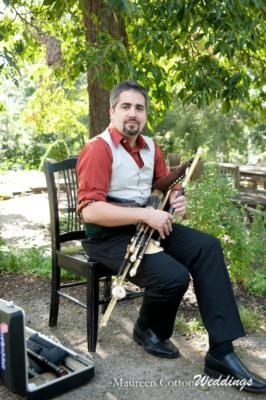 Daniel Meyers | Somerville, MA | Bagpipes | Photo #3
