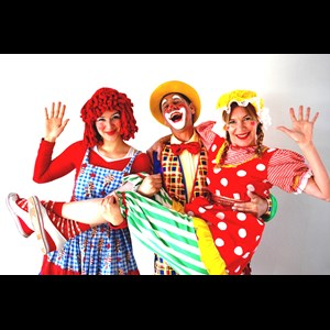 Saint Helena Clown | Party Peeple