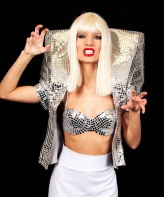 Christina Shaw as Lady Gaga