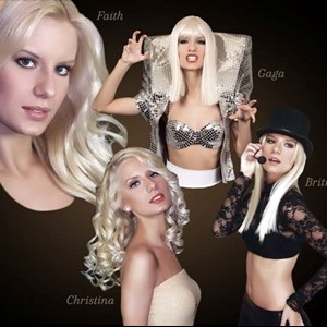 Albuquerque Tribute Singer | Many Faces of Christina Shaw