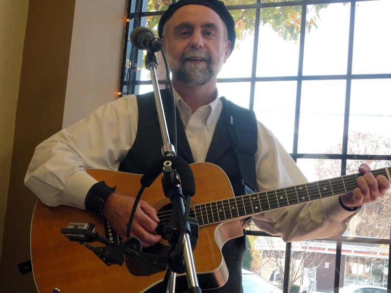 Bill Zinno - Folk Singer - Pawtucket, RI