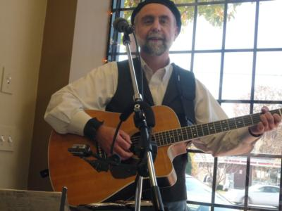 Bill Zinno | Cranston, RI | Folk Singer | Photo #1