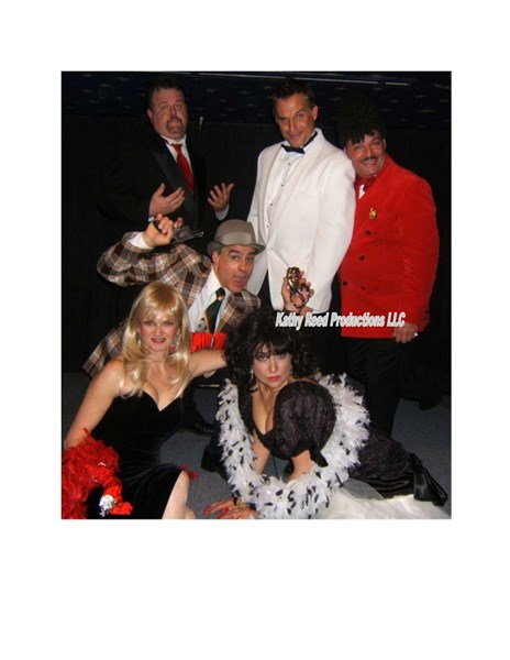 Kathy Reed Productions, Llc - Murder Mystery Entertainment Troupe - Shrewsbury, NJ