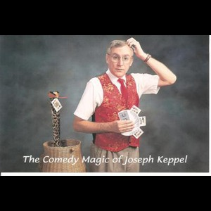 Myerstown Magician | The Comedy Magic Of Joseph Keppel