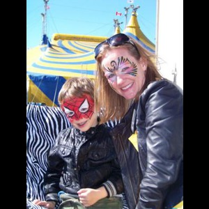 Dallas Face Painter | Plano Party Animals