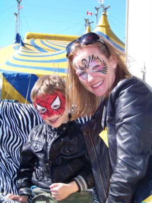 Plano Party Animals | Dallas, TX | Face Painting | Photo #1