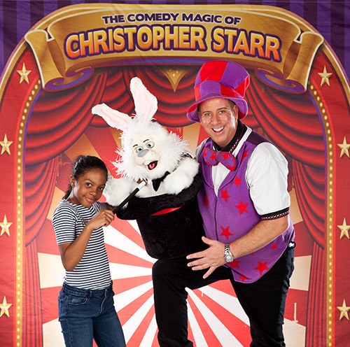 CHRISTOPHER STARR the Magical Jester - Comedy Magician - Toronto, ON