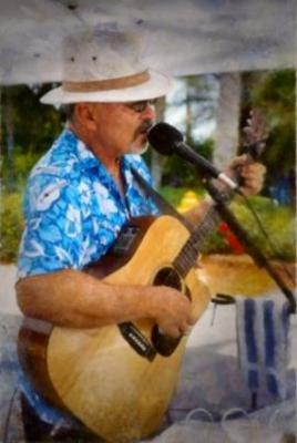 Wayne DeLoria | Fort Myers Beach, FL | One Man Band | Photo #1