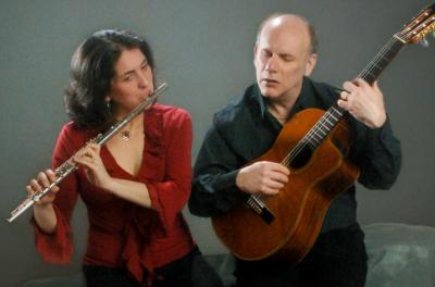 Duo Fusion (flute & guitar) | Northampton, MA | Classical Duo | Photo #1