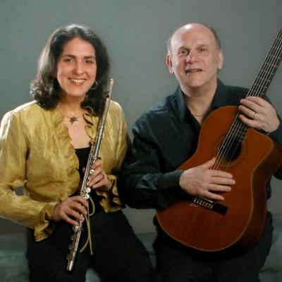 Duo Fusion (flute & guitar) | Northampton, MA | Classical Duo | Photo #2