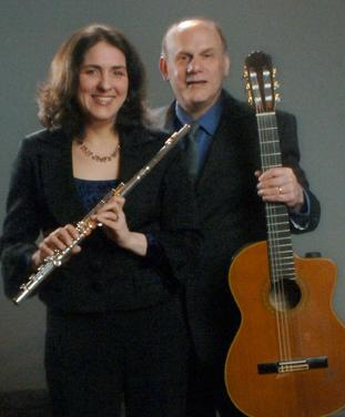Duo Fusion (flute & guitar) | Northampton, MA | Classical Duo | Photo #3