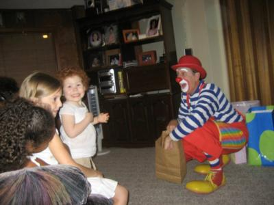 Bobo The Clown | Binghamton, NY | Clown | Photo #4
