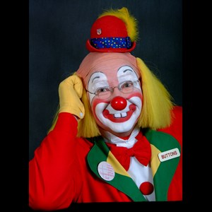 Monetta Magician | Buttons The Clown