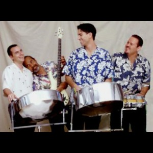 Orange Steel Drum Musician | Sounds of Paradise