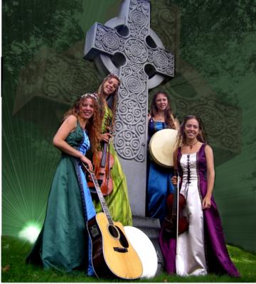 Maidens IV | Loudonville, OH | Celtic Band | Photo #1