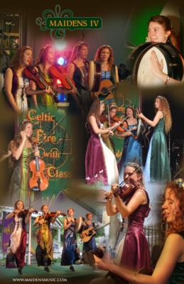 Maidens IV | Loudonville, OH | Celtic Band | Photo #3