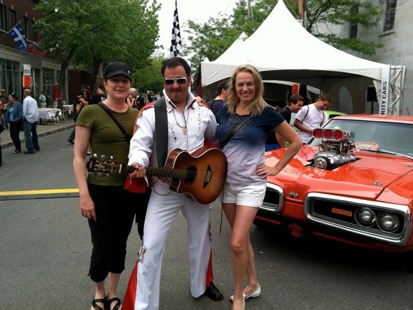 Elvis Impersonator- Schmelvis - Elvis Impersonator - Montreal, QC