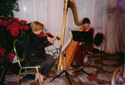 Harpist Barbara Bew Crowley | Atlantic City, NJ | Harp | Photo #10