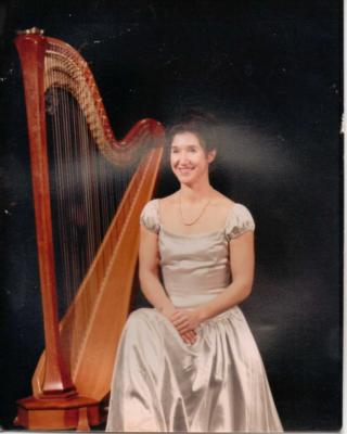 Harpist Barbara Bew Crowley | Atlantic City, NJ | Harp | Photo #3