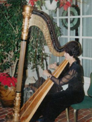 Harpist Barbara Bew Crowley | Atlantic City, NJ | Harp | Photo #7