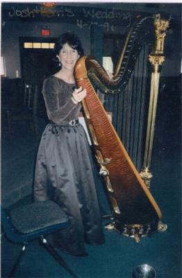 Harpist Barbara Bew Crowley | Atlantic City, NJ | Harp | Photo #9