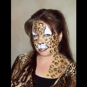 Evansville Face Painter | 5 Star Talent
