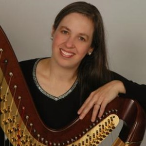 Fish Haven Harpist | Wendy Kerner