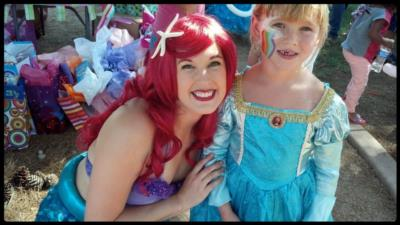 A Better Party | Phoenix, AZ | Princess Party | Photo #7