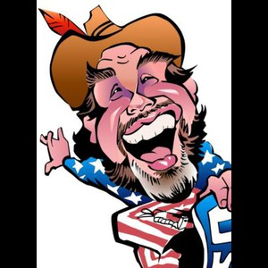 Lawton Caricaturist | Mark Hall