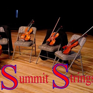 Sanders Chamber Music Duo | SUMMIT Strings