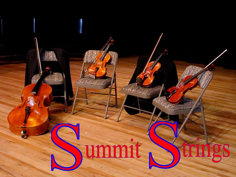 SUMMIT Strings - String Quartet - Boone, NC
