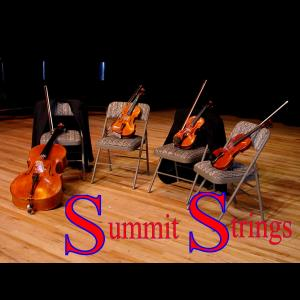 Banner Folk Duo | SUMMIT Strings