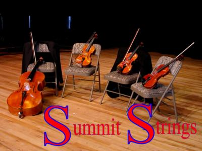 SUMMIT Strings | Boone, NC | Classical String Quartet | Photo #1