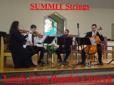 SUMMIT Strings | Boone, NC | Classical String Quartet | Photo #15