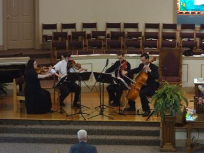 SUMMIT Strings | Boone, NC | Classical String Quartet | Photo #16