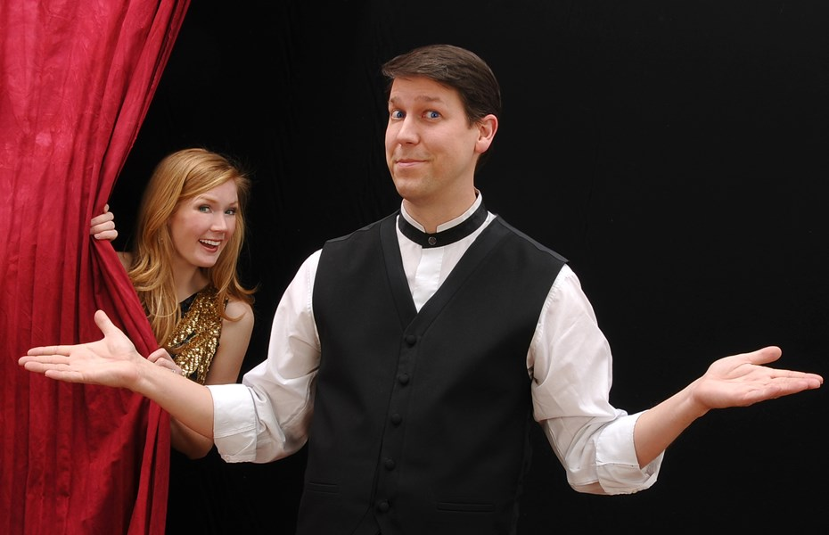 Corporate Comedian Magician... Mark Robinson - Clean Comedian - Phoenix, AZ